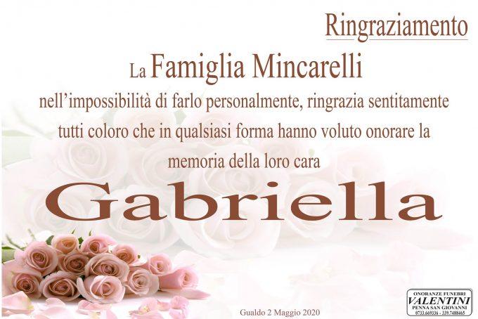 Gabriella Mincarelli