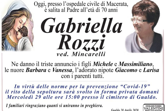Gabriella Rozzi